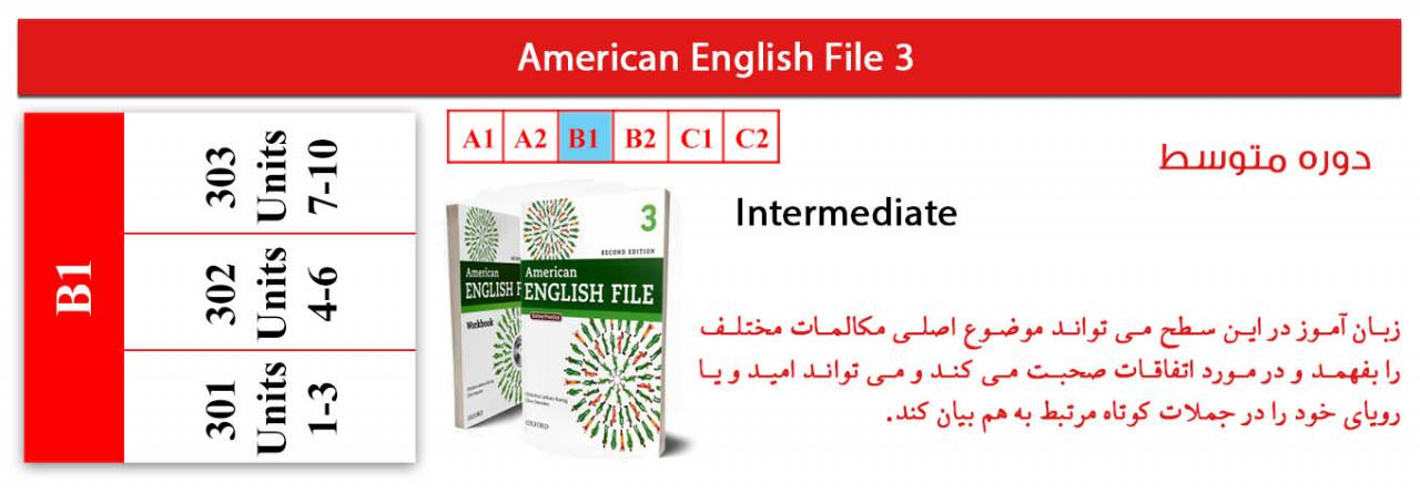 intermediate-American English File 3